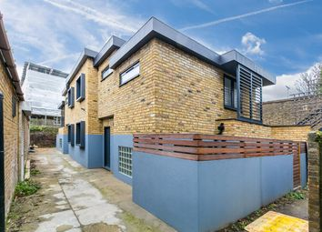 Thumbnail 2 bed mews house for sale in Slindon Court, London