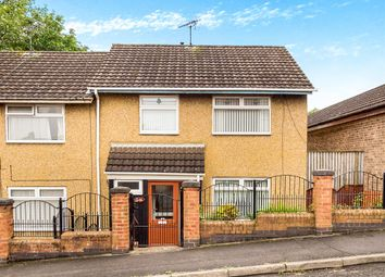 Thumbnail 3 bedroom end terrace house for sale in Verbena Close, Nottingham