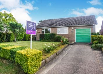 Thumbnail 3 bed detached bungalow for sale in Fleets Road, Sturton By Stow, Lincoln