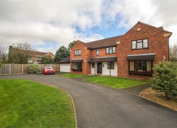 Thumbnail 6 bed detached house for sale in 11 Springfield Close, Cheddar, Somerset