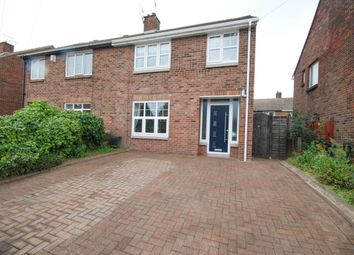 Thumbnail Semi-detached house for sale in Farrow Drive, Whitburn, Sunderland