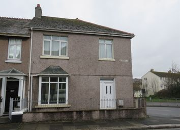 Thumbnail 2 bed flat for sale in Beaumont Street, Milehouse, Plymouth