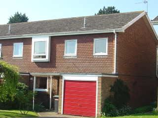 Thumbnail 5 bed shared accommodation to rent in Rushmead Close, Canterbury