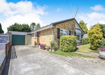 Thumbnail 2 bed bungalow for sale in Berkeley Close, Dunkirk, Faversham
