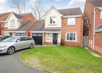 Thumbnail 3 bed detached house for sale in Brush Drive, Loughborough