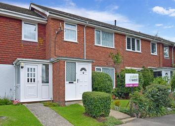 Thumbnail 3 bed terraced house for sale in Downview Road, Yapton, Arundel, West Sussex