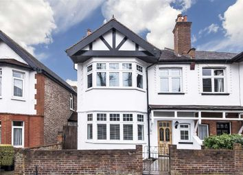 Thumbnail 6 bed semi-detached house to rent in Grove Road, Surbiton