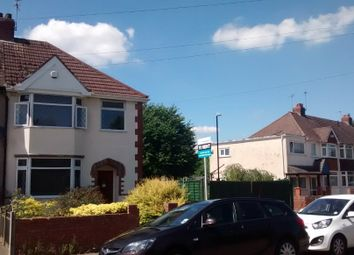 Thumbnail Room to rent in St. Christians Road, Coventry