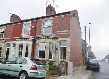 Thumbnail 2 bed terraced house for sale in Knavesmire Crescent, York