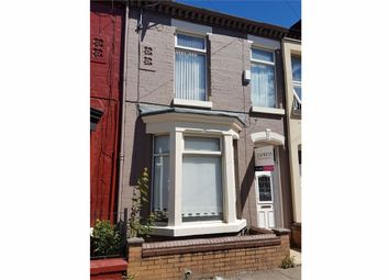 Thumbnail 3 bed terraced house for sale in Newman Street, Liverpool, Merseyside
