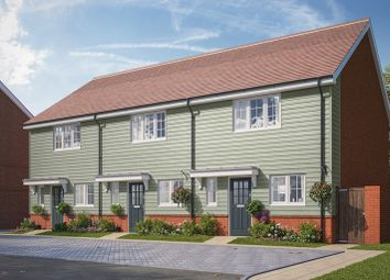 Thumbnail 2 bed semi-detached house for sale in Bells Lane, Hoo, Kent