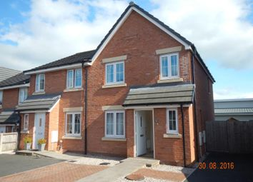 Thumbnail 4 bed town house to rent in Cavaghan Gardens, Carlisle
