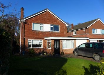 Thumbnail 4 bedroom detached house for sale in Oakdale Drive, Heald Green, Cheadle