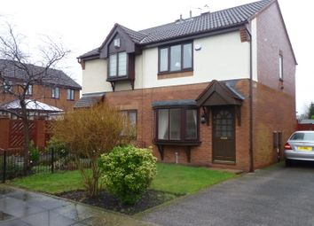 Thumbnail 2 bedroom semi-detached house to rent in Heathers Croft, Bootle