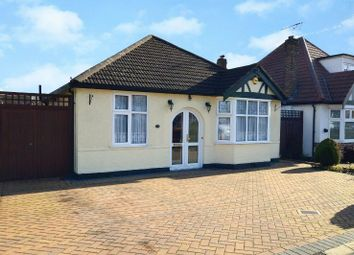 Thumbnail 3 bed bungalow for sale in Derwent Avenue, Pinner