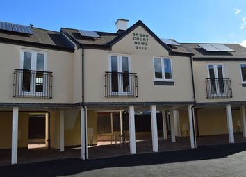 Thumbnail 1 bedroom flat to rent in Broad Court Mews, Cannock