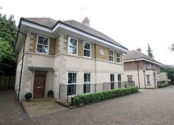 Thumbnail 5 bedroom semi-detached house to rent in Brooklands Road, Weybridge
