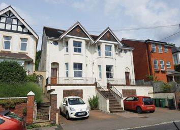 Thumbnail 2 bed flat to rent in Brambletye Park Road, Redhill