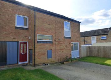 Thumbnail 3 bed end terrace house to rent in Beech Close, Lakenheath, Brandon