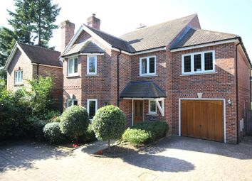 Thumbnail 5 bed detached house for sale in Anstey Lane, Alton, Hampshire
