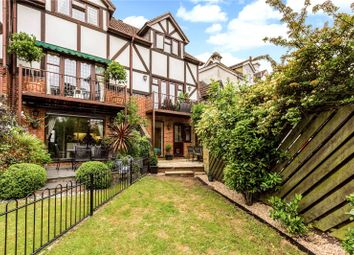 Thumbnail 3 bed terraced house for sale in Pages Wharf, Mill Lane, Taplow, Buckinghamshire