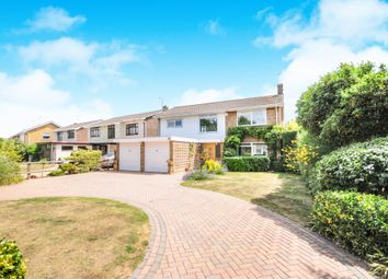 Thumbnail 4 bedroom property for sale in Shoebury Road, Thorpe Bay, Essex