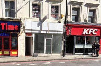 Thumbnail Commercial property to let in Earls Court Road, London