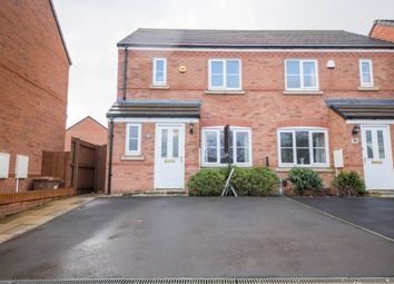 Thumbnail 3 bed property for sale in Vulcan Park Way, Newton-Le-Willows