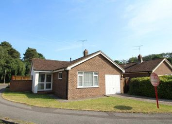 Thumbnail 2 bed detached bungalow for sale in Grebe Close, Upton, Poole