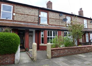 Thumbnail 2 bedroom terraced house to rent in Buxton Avenue, West Didsbury, Didsbury, Manchester