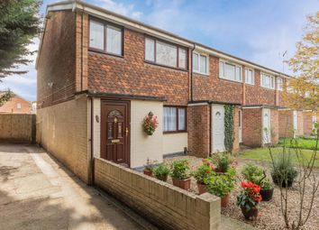 Thumbnail 3 bed end terrace house for sale in Barnwood Close, Reading