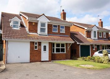 Thumbnail 3 bed detached house for sale in Celandine Way, Evesham
