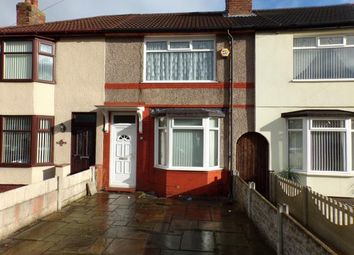 2 bed terraced house for sale in Tilston Road, Walton, Liverpool, Merseyside L9