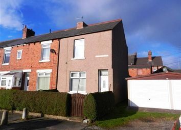 Thumbnail 2 bed end terrace house to rent in Duffy Terrace, Annfield Plain, Stanley