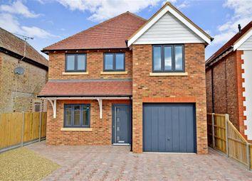 Thumbnail 4 bed detached house for sale in Bishopstone Lane, Herne Bay, Kent