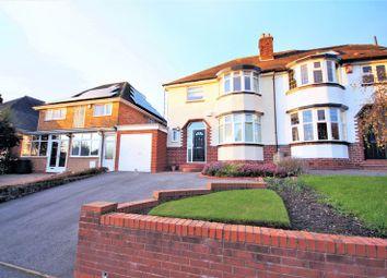 Thumbnail 3 bedroom semi-detached house for sale in Moor Green Lane, Moseley, Birmingham