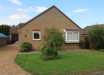 Thumbnail 3 bed detached bungalow for sale in Bryony Close, Eastrea, Whittlesey, Peterborough