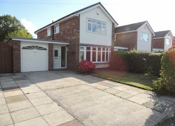 Thumbnail 3 bed detached house for sale in Penrhyn Crescent, Hazel Grove, Stockport