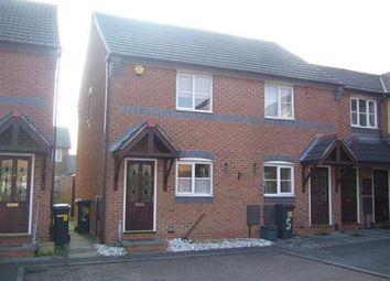 Thumbnail 2 bed property to rent in Waterville Close, Leicester