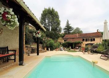 Thumbnail 3 bed property for sale in Montcabrier, Lot, France