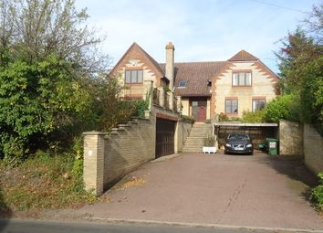 Thumbnail 4 bed detached house for sale in 16 Meadow Road, Great Gransden, Cambridgeshire