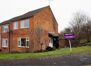 Thumbnail 3 bed end terrace house for sale in Howe Road, Haverhill