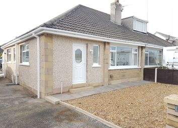 Thumbnail 2 bed semi-detached bungalow for sale in Warwick Avenue, Bare, Morecambe