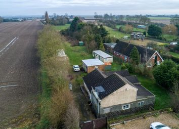 Thumbnail 5 bed detached house for sale in Trader Bank, Sibsey, Boston