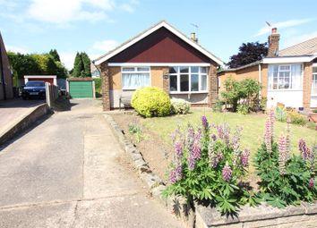 Thumbnail 2 bed detached bungalow for sale in Gascoigne Road, Barwick In Elmet, Leeds