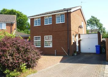 Thumbnail 3 bed detached house to rent in Dorchester Court, New Hartley, Whitley Bay