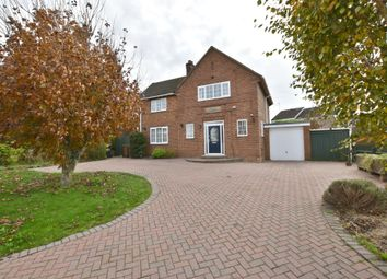 Station Road, Irchester, Northamptonshire NN29. 3 bed detached house for sale