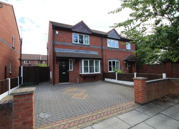 Thumbnail 2 bed semi-detached house for sale in Lavender Gardens, Crosby, Liverpool