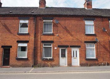 Thumbnail Terraced house to rent in West Street, Leek