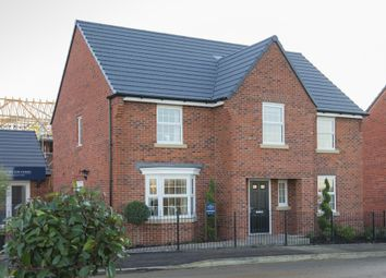 "Thumbnail 4 bedroom detached house for sale in ""Winstone"" at Main Road, Earls Barton, Northampton"